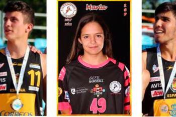 Las jóvenes promesas del balonmano competirán en Campeonatos Europeos