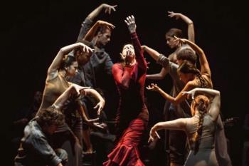 La bailaora escogerá de entre un grupo de doce bailarines a los cuatro que serán incorporados a los nuevos proyectos del centro