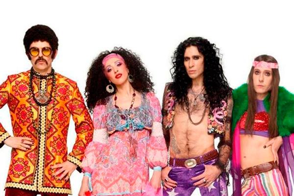 Las Nancys Rubias, el grupo del cantante y artista, será el encargado de inaugurar el IV Orgullo Norte LGTBI en San Sebastián de los Reyes