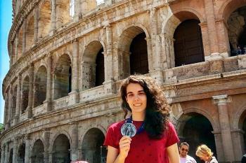 La leganense cayó en la final ante la británica Jade Jones en Roma