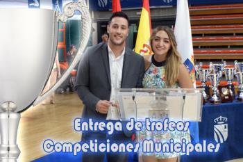 Se entregaron más de 220 trofeos en el Fernando Martín