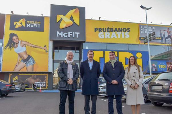 McFIT abre su segundo gimnasio en Torrejón de Ardoz