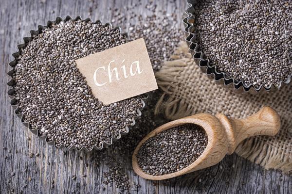 Mejora la digestión con las semillas de chía