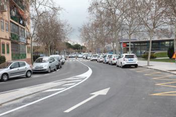 El Ayuntamiento de Fuenlabrada reordena la parada para mejorar la accesibilidad y la movilidad