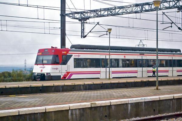 Mejoras en las líneas C-2 y C-7 de Cercanías