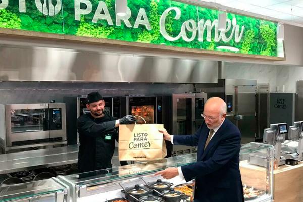 La sección de comida para llevar del Mercadona se expande y  busca trabajadores en Madrid, Alcalá de Henares y otras partes de España