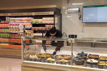Este cambio en el supermercado permitirá reducir el consumo energético con respecto a la tienda convencional