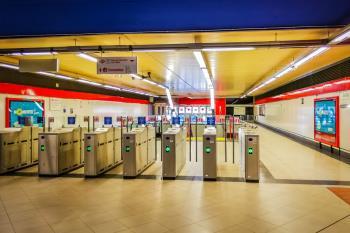 La demanda del transporte público en la región ha caído un 90% de media en un día laborable tipo