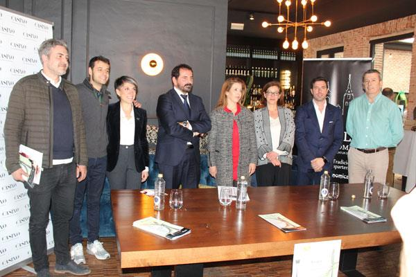 Migas, tapas y cerveza en el Alcalá Gastronómica- Fomentur