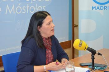 La presidenta del Partido Popular mostoleño pedirá reconocer el valor estratégico de la tauromaquia