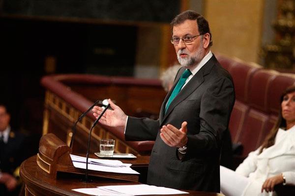 El PNV vota a favor de la moción de censura a Rajoy