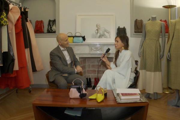 Hablamos con el creador de la marca Devota & Lomba y presidente de la Asociación de Creadores de Moda de España