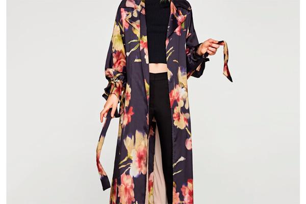 Las prendas oversize se han convertido en tendencia