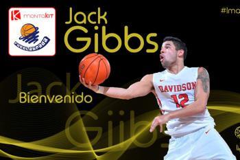 Jack Gibbs nueva estrella en el equipo fuenlabreño