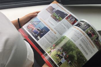 La nueva revista municipal, que se repartirá en nuestros buzones varias veces al año, te presenta las últimas novedades del Ayuntamiento