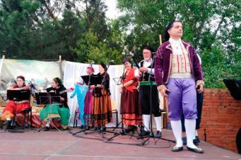 El municipio revive un año más su tradicional Feria del Campo de San Isidro los días 18 y 19