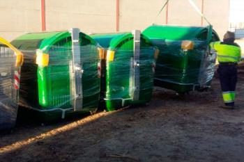 Las actuaciones tienen como fin subsanar las deficiencias en materia de recogida de residuos