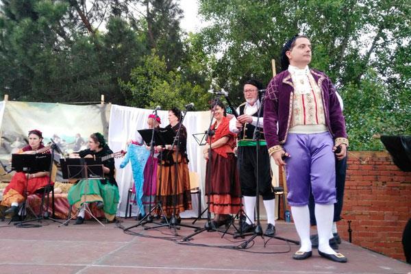 Moraleja ha disfrutado un año más de la Feria del Campo en San Isidro
