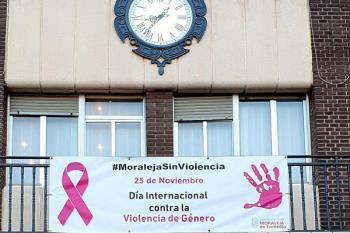 El Consistorio ha previsto diversas actividades con motivo del Día Internacional para la Eliminación de la Violencia contra la Mujer