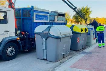 El Ayuntamiento ha procedido a la instalación de nuevos contenedores de papel-cartón