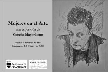 Se podrá visitar hasta el 21 de febrero en la Universidad Popular Miguel Delibes