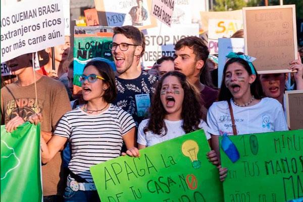 Nace la plataforma verde 'Alcorcón por el clima'