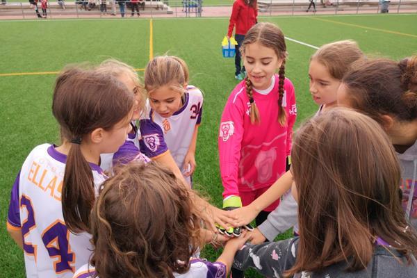 Nace Futbolellas, un nuevo club femenino de fútbol en Torrejón de Ardoz