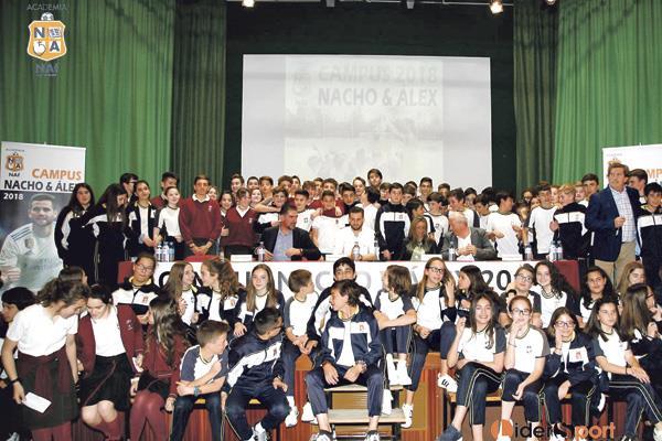 Nacho y Álex presentan, un año más, su Campus de Verano