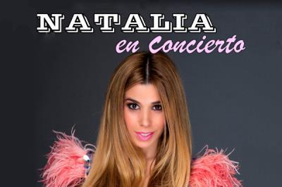 Lee toda la noticia 'Natalia cantará en las Fiestas de Loranca y Nuevo Versalles'