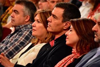 La regidora local, fiel apoyo del presidente socialista a lo largo de su trayectoria política