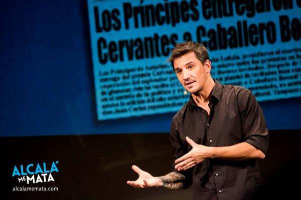 El tercer espectáculo de 'Alcalá me mata' se asentará en el Teatro Salón Cervantes del 28 al 30 de diciembre