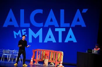 """Lleno absoluto en el espectáculo """"Alcalá Me Mata Mix"""""""