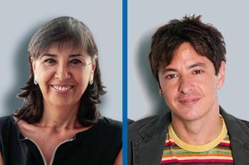 Ambos son miembros del Consejo de Dirección del Instituto Quevedo del Humor