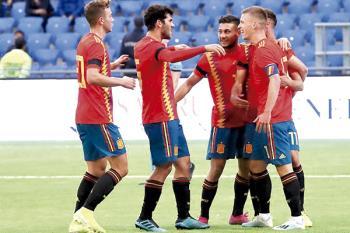 La Selección Española se medirá a Macedonia en el estadio alfarero el 14 de noviembre