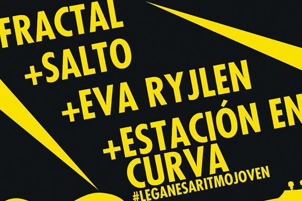 ¡No te pierdas el Festival Generador de Leganés!