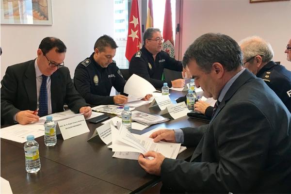 también se presentó el Plan Integral PINAC 2018 centrado en la seguridad ciudadana en las fiestas navideñas