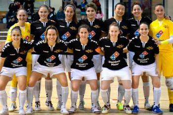 F.S.F Móstoles recibirá al Cádiz Polideportivo este sábado