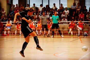 FSF Móstoles recibirá este sábado al Ourense en Villafontana