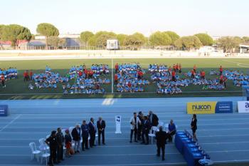 Las Rozas C.F. celebró la tercera edición de sus premios y presentó a todos sus equipos
