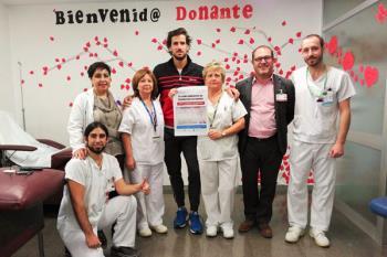 """Gracias a la exitosa iniciativa """"Ven y dona sangre"""""""