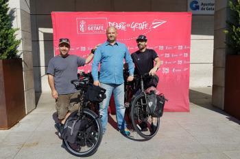 Recorrerá a bicicleta junto a Gorka Echeveste el continente africano