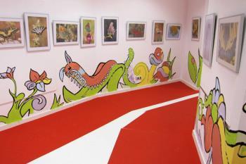 La exposición 'Mariposas o el clásico reparto de plantas conforman la programación