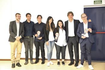 Dotados con 18.000 euros para tres emprendedores de la ciudad