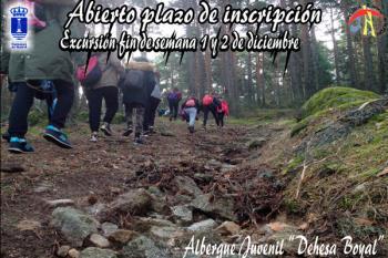 Los días 1 y 2 de diciembre visitarán la localidad toledana Los Yébenes