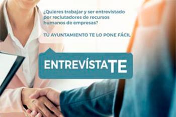 Se trata de entrevistas rápidas de trabajo entre desempleados y empresas