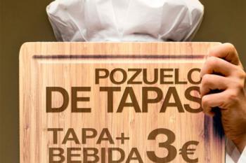 Los establecimientos participantes ofrecerán tapa y consumición por 3€