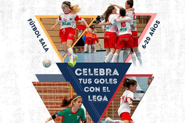 Nuevas jornadas de puertas abiertas del C.D. Leganés Fútbol Sala Femenino
