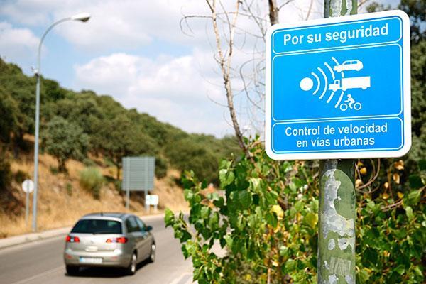 Nuevo radar móvil de la Policía Local
