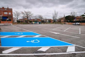 Durante las últimas semanas, varias zonas del municipio están siendo renovadas
