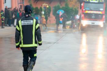 Los integrantes del cuerpo de bomberos, representaran al municipio entre más de 13.000 competidores